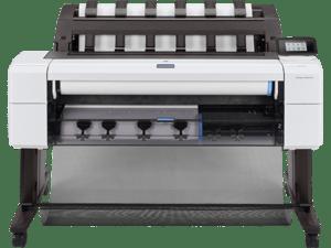HP DJ T1600 front 530 transparent