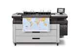 HP PageWide XL 3900 MFP-Front Scan