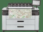HP XL3600 front 153 transparent
